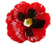 Flower Pot Lip Balm - Poppy