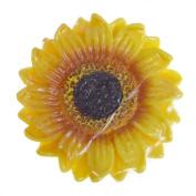 Flower Pot Lip Balm - Yellow Sunflower