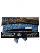 TreadBands All Terrain Tieback Non Slip Headband - Designs