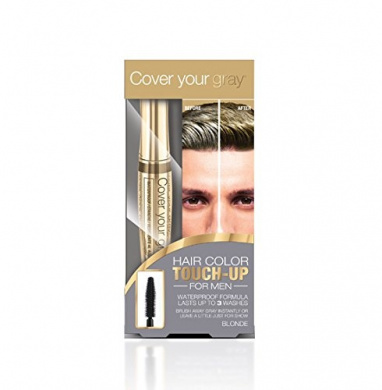 Cover Your Grey Mens Waterproof Brush-in -- Blonde