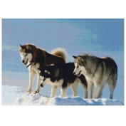 TOOGOO(R) 5D DIY Diamond Painting Embroidery Cross Crafts Stitch Home Decor