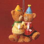 Russ Berrie Happy New Year Hanging Ornament