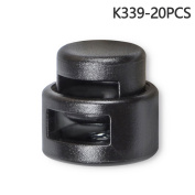 Plastic Cord Lock Spring Stop Toggle Stopper