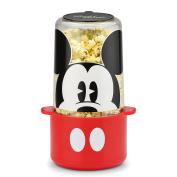 Select Brands Dcm-60CN Mickey Mouse Popcorn Popper, Red/Black