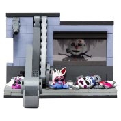 McFarlane Toys Five Nights At Freddy's Scooping Room Medium Construction Set
