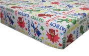 PJ Masks Catboy Owlete Gekko 100% Polyester (FITTED SHEET ONLY) Size TODDLER Boys Girls Kids Bedding