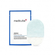5pcs Medicube Zero Keratin Pad Facial Body Peeling Scrub Pad K-beauty