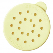 Cambro Manufacturing 96SKRLC405 Camwear Shaker Lid Replacement Cheese Yellow