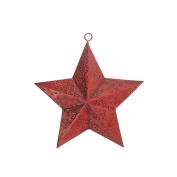 Napco Red Barn Star Wall Decor