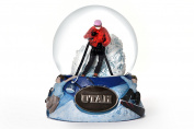 Ski Utah Snow Globe 65mm