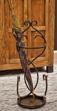 "HOME DECOR - ""CHARLESTON MANOR"" UMBRELLA STAND"