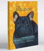One Bella Casa 70139WD20 50cm x 60cm . French Bulldog 3 Canvas Wall Decor by Ursula Dodge