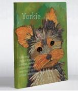 One Bella Casa 70168WD20 50cm x 60cm . Yorkshire Terrier 1 Canvas Wall Decor by Ursula Dodge