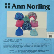 Ann Norling Pattern #41 Any Gauge & Any Size Hat