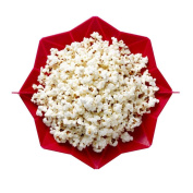 Doinshop Microwave Popcorn Popper Silicone Magic Popcorn Maker Container Healthy Cooking Tools