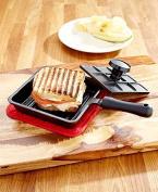 Cast Iron Panini Sandwich Press
