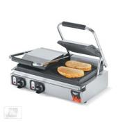 Vollrath (40795) - 60cm Grooved Split-Top Panini Sandwich Press - Cayenne® Series