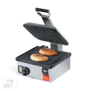 Vollrath (40790) - 36cm Grooved Plate Panini Sandwich Press - Cayenne® Series