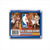 Panini 2010 Panini NBA Individual Sticker Pack