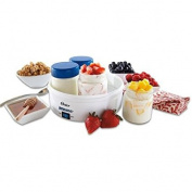 Oster Compact Manual Greek Yoghurt Maker, White