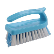 Wall Bathtub Plastic Hard Stain Dust Removing Stiff Bristle Cleaning Brush Remover
