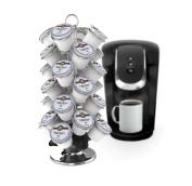 Prepara K-Cup Carousel - Holds 28 Cups - Keurig