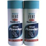 Neat Feat Shoe Powder Twin-Pack