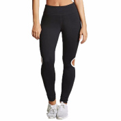GBSELL Women's Fashion Hole Leggings Sports Workout Gym Running Yoga Pants