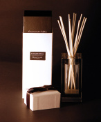 Acqua Aroma Crystal Diffuser and Rosemary Diffuser Oil Refill 6.0 FL OZ (185mL) Gift Set
