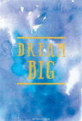 Fresh Scents Scented Sachets - Dream Big, Lot of 6