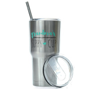 Grandma's Sippy Cup 890ml Stainless Steel Tumbler Value Pack - Proudly Screen Printed in the USA - Double Wall Vaccum Insulated