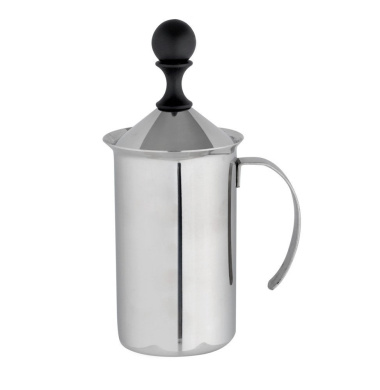 600 ML Stainless Steel Manual Milk Frothing for Latte or Cappuccino