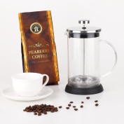 Classic French Press Coffee & Tea Maker-Fresh Roast, Cold Brew and Tea Cafetiere,1010ml, 8 Cups