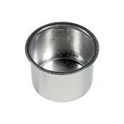 Univen Espresso Maker Filter Basket Cup Replaces DeLonghi 607604