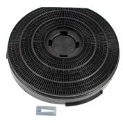 Indesit H661GY Cooker Hood Charcoal Carbon Round Vent Filter