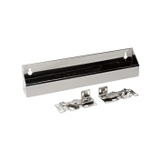 Rev-A-Shelf 6581 Series Stainless Steel 33cm Tip-out Tray with Hinges