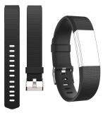 For Fitbit Charge 2 Band, AK Fitbit Charge 2 Accessory Band for Fitbit Charge 2 Wristband Large Small