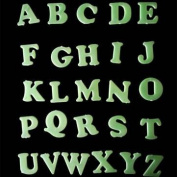 Glow In Dark Children Learning 26 English Letters Stickers