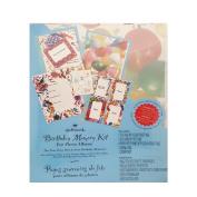 Hallmark Birthday Memory Kit For Photo Albums MB6205