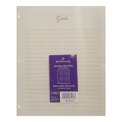 Hallmark Lined Guest Book Pages For Wedding Album AR1075