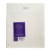 Hallmark Lined Guest Book Pages For Wedding Album AR1074