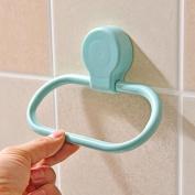 Towel Ring Rack,Hongxin Creative Portable Towel Holder Rack For Kitchen Bar Bathroom Cabinet