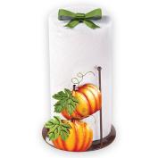 Pumpkin Paper Towel Holder Kitchen Stand