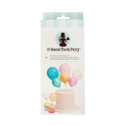 American Crafts Sweet Tooth Fairy Accessories Mini Balloon Cake Topper Kit Colour