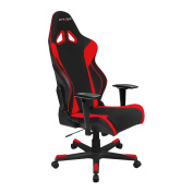 DXRacer Racing Series DOH/RW106/NR Newedge Edition Racing Bucket Seat Office Chair Gaming Chair Automotive Racing Seat Computer Chair eSports Chair Executive Chair Furniture With Pillows