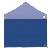 E-Z UP Recreational Sidewall – Royal Blue - Fits Straight Leg 3m E-Z UP Instant Shelters