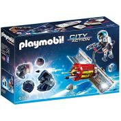 Playmobil Space Mission - Satellite Meteoroid Laser, Imaginative Toys, 2017 Christmas Toys