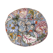 Ethnic Style Round Chair Cushions Seat Pad Floor Pillow Decorative Pillows, I