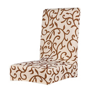 Jesica Removable Stool Chair Cover For Home Dining Room