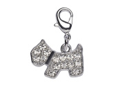 "La Loria Charms with Lobster clasp ""Dog"" Accessory for your bracelet or your shoe laces - wonderful gift idea"